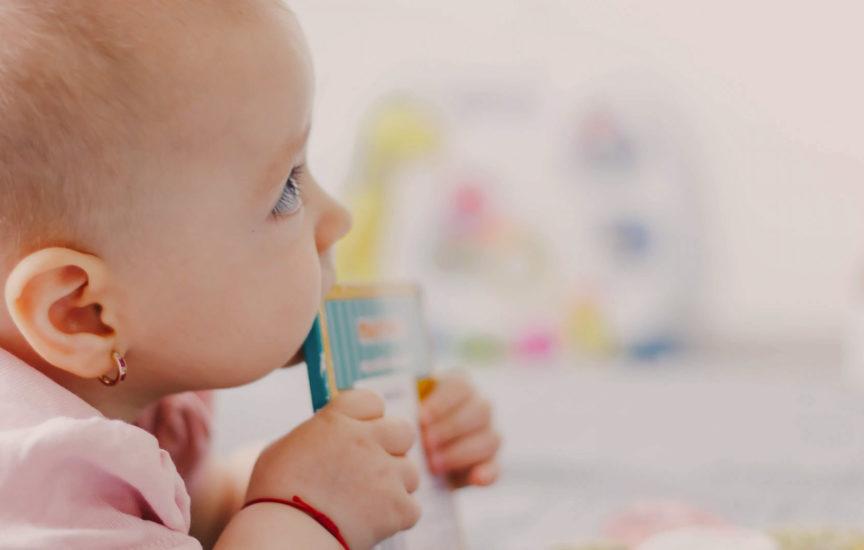 cuidar dientes bebe