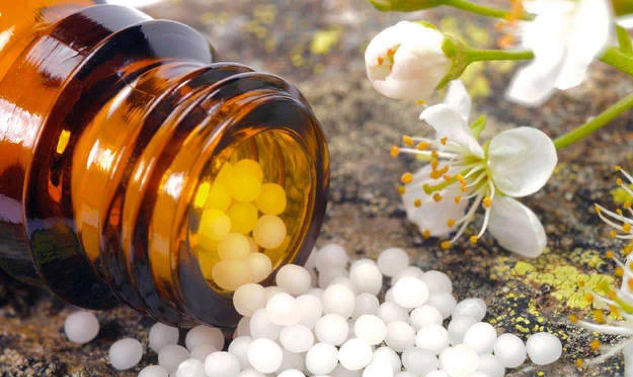 que es homeopatia remedios