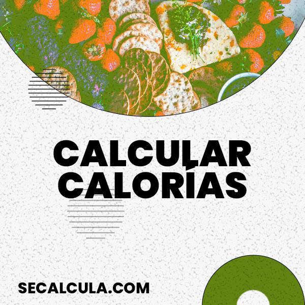 Calcular Calorías Gratis