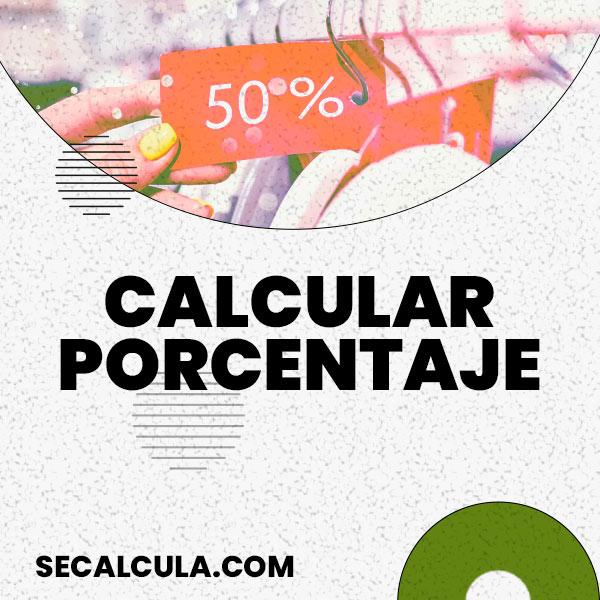 Calcular Porcentaje Gratis