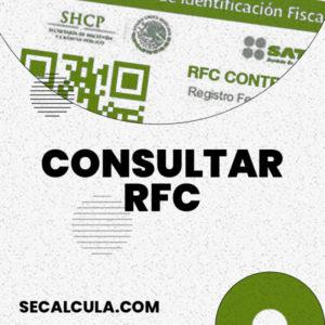 ¿Necesitas Consultar tu RFC? Calcula Gratis tu RFC en SeCalcula