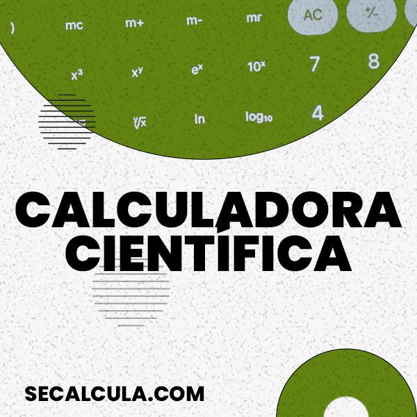 Calculadora Científica Online Gratuita