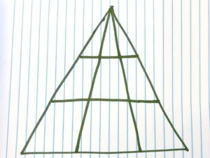 ¿Cuántos triángulos hay?